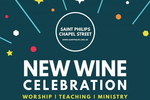New Wine Celebration – Dave King