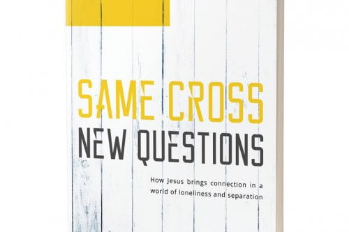 The cross and resurrection restores relationships