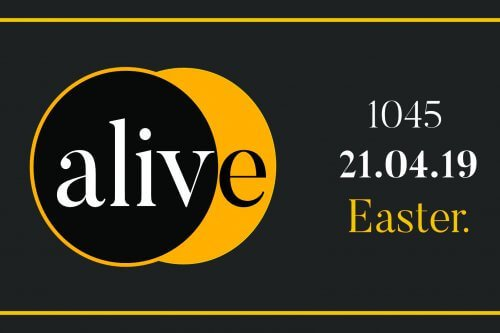 Alive – Testimonies from baptisms at Easter