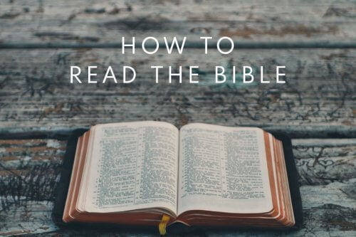 How to Read The Bible: Application