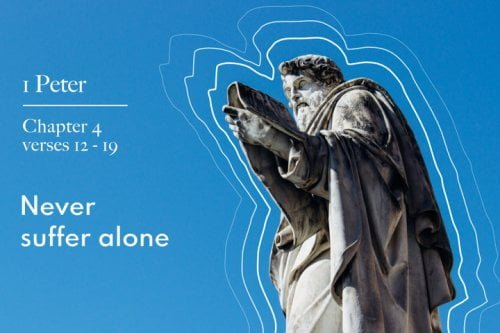 Never Suffer Alone