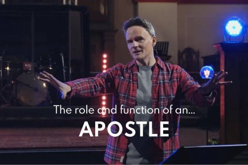 The Role and Function of an Apostle