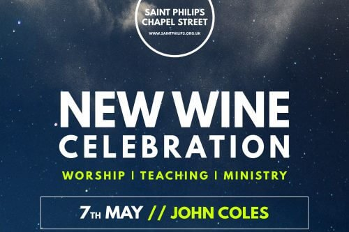 New Wine Celebration May 2017