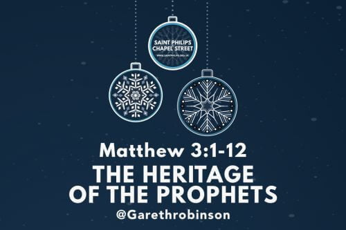 The Heritage of the Prophets