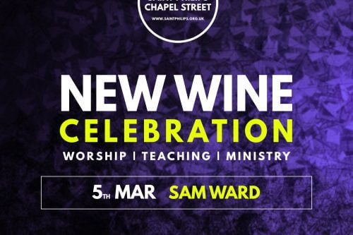 New Wine Celebration March 2017